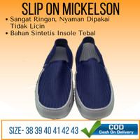 SEPATU SLIP ON PRIA CASUAL ORIGINAL MICKELSON BY ARDILES