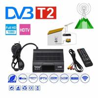 Set Top Box TV Digital DVB-T2 USB HDMI RCA Reciever TV Tuner - HD99
