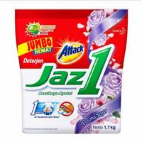 Attack Jaz 1 Jumbo Hemat 1.7 kg Pesona segar~ deterjen bubuk