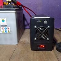 Ups Modif Non timer APC BX650LI 650VA modif aki external dan fan