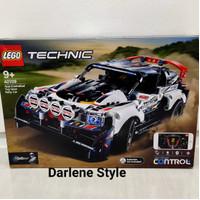 Lego 42109 Technic App Controlled Top Gear Rally Car
