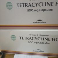 tetracycline 500mg