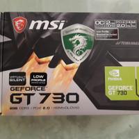 VGA MSI Geforce Nvidia GT 730 2GB DDR3
