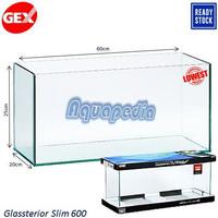 Paket Gex Glassterior Slim600 Aquarium
