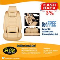 Sarung Jok Mobil MBTECH 3 Baris Xpander XL7 Avanza Terios Baleno Xenia