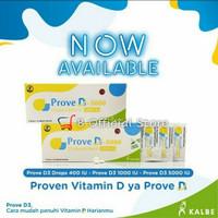 Vitamin D3 - Peove D3 5000 iu 1box @3 strip @10 tablet