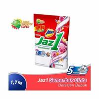Attack Jaz 1 Jumbo Hemat 1.7 kg semerbak Cinta~ deterjen bubuk