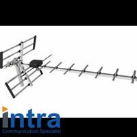 Antena Intra Tv Led Lcd Luar Outdoor HM 003 Digital Free Kabel 13 M