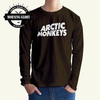 kaos baju longsleeve lengan panjang pria arctic monkey 02