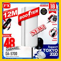 ANTENA TV LED DIGITAL DAN ANALOG INDOOR OUTDOOR PX DA-5700