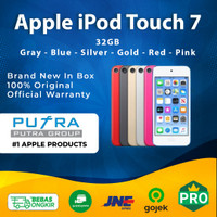iPod Touch 2019 7th 7 Gen 32GB Grey - Gold - Silver - Red - Blue -Pink