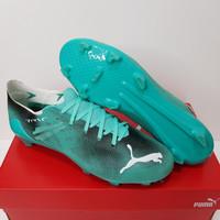 Sepatu Bola - Soccer Puma Ultra Rimac Super Light Turquoise White - FG