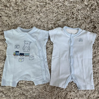 Jumpsuit baby boy Mothercare