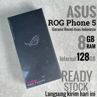 Asus ROG Phone 5 (8/128) Garansi Resmi Indonesia - Hitam