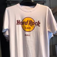 Baju Hard Rock Cafe Original white basic