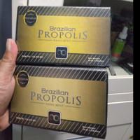 Brazilian Propolis Nano Mint Original ( isi 5 botol @ 10ml )