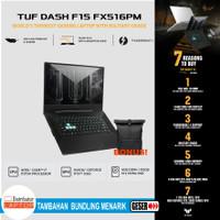 ASUS TUF Dash F15 FX516PM I737C6T-O / I736B6W-O i7-11370H RTX 3060 6GB