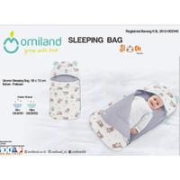 Sleeping bag kantong tidur Omiland Sloth series - OB26151 / OB26152