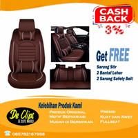 Sarung Jok Mobil Bahan MYO Avanza Sigra Xpander XL7 Veloz Mobilio