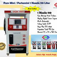 pom mini - pertamini 1 nozzle 100 liter