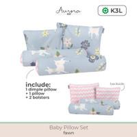 Aurora Baby - Bantal Set Lengkap