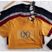 Kaos NEVADA ( M L XL ) T-shirt distro pria wanita / premium matahari