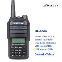HT DALCOM DL- 8000 DUALBAND HT BAOFENG 888S UV82 UVB2+ BFT1 GT3TP UV3R