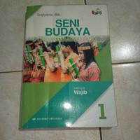 Buku Seni Budaya Erlangga Kelas 10
