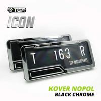 Cover plat nomer motor ICON ( TGP )