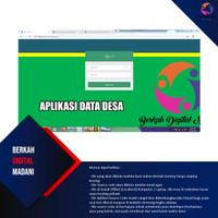 Source Code Aplikasi Sistem Informasi Warga Desa Berbasis Web