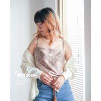 [MyYoora] Scarf TankTop / Bandana Top Batik Atasan Wanita BL1300