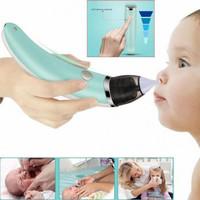 Baby Nasal Aspirator Elektrik Alat Penyedot Lendir Ingus Hidung Bayi