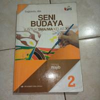 Buku Seni Budaya Erlangga Kelas 11