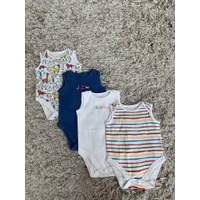 Jumper baby unisex tanpa lengan ( Mothercare)