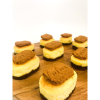 Biscoff Half-Baked Cheese (Isi 8pcs)