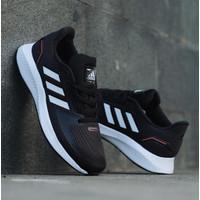 Sepatu ADIDAS RUN FALCON - Hitam, 40