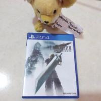 BD PS4/ Kaset PS4 Final Fantasy VII remake (7) PS4