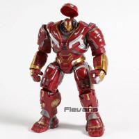 Action Figure Hulkbuster 18 cm Avengers EndGame Hulk Buster Iron Man - MATTE