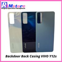 Backdoor Tutup Belakang Back Cover Belakang Backdor VIVO Y12s Y20i Ori