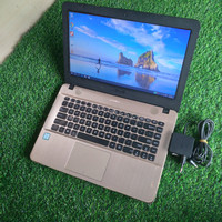 OBRAL!! Laptop Asus X441UA Core I3 6006U Ram 4GB Mulus Second