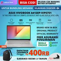 Asus Vivobook A413EP i7-1165G7 MX330 8GB 512GB SSD WIN10 14 FHD IPS - NON Bundle