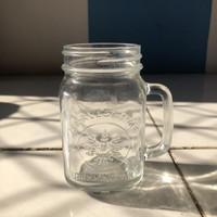 Gelas cafe / Gelas mug Harvest drinking jar