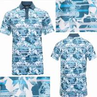 Polo shirt golf callaway kaos olahraga golf men pria