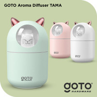 Goto Tama Diffuser Aroma Terapi Humidifier Essential Oil Pelembab