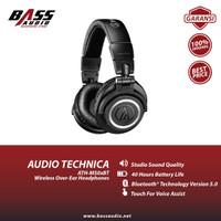 Audio Technica ATH-M50xBT / M50X BT 5.0 Wireless Over-Ear Headphones