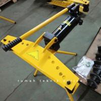 Hydroulic pipe bander 1/2-4 alat tekuk pipa mesin banding pipa besi