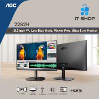 AOC Monitor 21,5 inch 22B2H