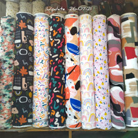 kain bahan rayon untuk gamis,kemeja,baju tidur,kerudung,daster,piyama