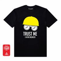 KAOS BAJU ENGINEER TRUST ME I M AN ENGINEER KAOS TEKNIK SIPIL-MMBDS