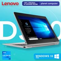 Lenovo Ideapad D330 2in1 N4020 8GB 128GB 10.1FHD Win10 Pro Detachable